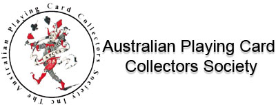 Australian Playing Card Collectors Society Inc.